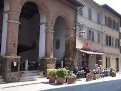 モンタルチーノ(Montalcino) トスカーナの小さな町、
