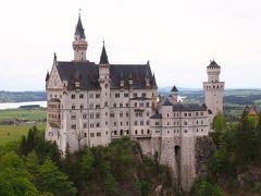 ビールを飲まなくても楽しめた母娘のドイツ旅行8泊10日 ⑩バスの1日乗車券大活躍! 19年前の後悔を晴らす事が出来た、ノイシュヴァンシュタイン城見学!