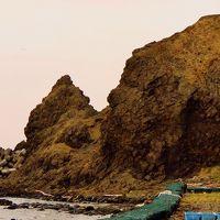 礼文島9/9 澄海岬 澄んだ海を見渡す展望台 ☆カメラ故障し撮影断念
