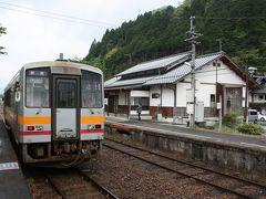 岡山・広島旅行記2015年春⑤姫新線乗車・新見編