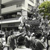 '15 三社祭最終日に南千住と浅草を巡る〜下町の勇壮な祭りに触れてきました〜