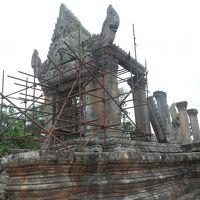 陸路で行くベトナム、カンボジア、タイ、マレーシアの旅 シエムリアップ編