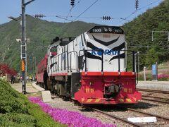 2015年GW O-トレイン V-トレインで行く韓国鉄道の旅(3)V-train O-train乗り鉄編