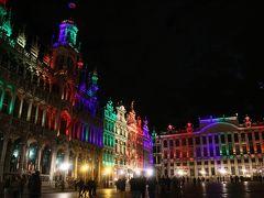 ベルギー&ちょこっとアムステルダム その2ブリュッセル編