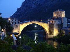 旧ユーゴスラビア5ヶ国周遊GW個人旅行 9(ドブロブニク~モスタル)