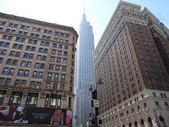 初めてのニューヨーク訪問(2015年05月旅行記)