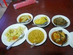 パガンのLocal食堂。美味盛り沢山のミャンマーカレー詳細