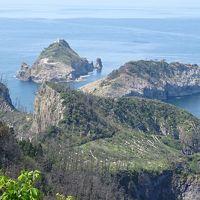 隠岐の島 ローソク島遊覧とまるごと全4島(04) 白島展望台からの景観