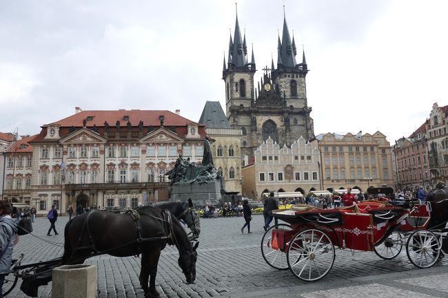 旧市街をぶらぶら~チェコ&ブダペストの旅3
