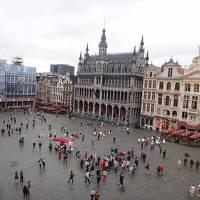 ベルギー2014夏-<1> 光のブリュッセル前編