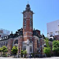 問柳尋花 横浜逍遥②海岸通り(横浜三塔)