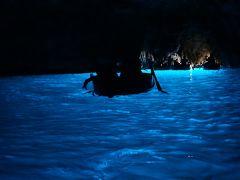 2015年GW イタリア旅行 カプリ島(青の洞窟)