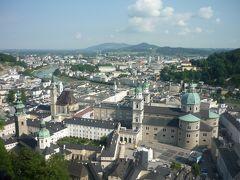 ドイツ・オーストリア家族旅行2013⑥☆ザルツブルクの街を急ぎ足で編☆