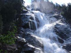 バンクーバーから1泊2日の息抜き旅行、スコーミッシュ 2、Shannon Falls Provincial Park(シャノンフォールズ州立公園)