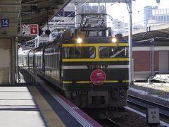 2013~2014札幌スノボー遠征遠征第1弾 年越しは札幌で ① 出発 トワイライトエクスプレス 乗車編