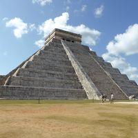 チチェン・イツァ遺跡とカンクン・リゾート (メキシコ旅行 その4)