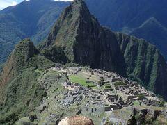 ペルー旅行記(2):マチュピチュ