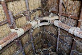 2015春、飛騨高山と白川郷を訪ねて(11):白川郷、合掌造りの家、水車小屋、股建小屋