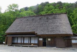 2015春、飛騨高山と白川郷を訪ねて(13):白川郷、鳩谷八幡神社、浅野忠一家