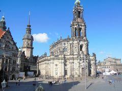 新緑のドイツ旅行<9>  よみがえった芸術と文化の都ドレスデン