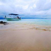 2014 NOV パプアニューギニアの地方都市マダンの澄み渡った海とのんびりとした街
