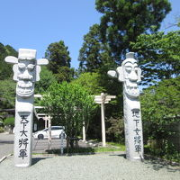 東京から犬を連れてワンデードライブ、高麗神社と秩父日帰り入浴、埼玉産食品を買う。