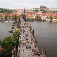 【ヨーロッパ周遊 8日で4ヶ国の旅 part1】羽田ーフランス・パリ、そしてチェコ・プラハへ
