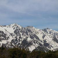 2015年5月白馬連峰眺望の旅 �八方尾根自然探求路