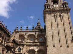 北スペインと銀の道を巡る その3 サンティアゴ・デ・コンポステーラ