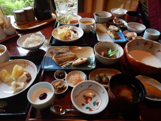 2015GW 東北ドライブ 【8】 温泉山荘だいこんの花 後編 & 帰宅へ