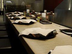 カウンターで天ぷらは、松坂屋名古屋店 で! 銀座 天一松坂屋名古屋本店 【2015年6月3日】