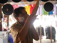 Mai Chau で笙!?発見?それは笙でしょう!ベトナムの少数民族ターイ族。いやはや、形は違うけど笙の派生、或いは原型。