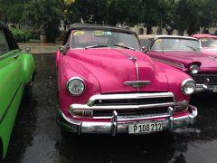 キューバのクラシックカー図鑑
