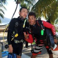 4 シンガポールからの週末エスケープ Weekend's escape from Singapore,  Memorandum for my diving license 2015