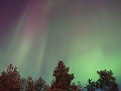 フィンランド ラップランド 2015春<オーロラタイムラプス動画>