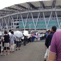 「ファンタジー・オン・アイス2015 イン静岡」 を見にエコパへ 〜掛川城見学も〜