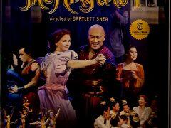 ブロードウェイ舞台を2本「王様と私」の初演  (2015年版とキャロ・キング自伝「Beautiful」