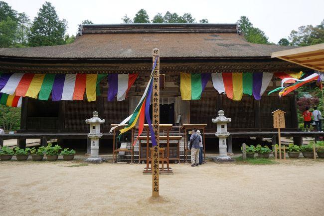 ここしばらく滋賀を攻めているんですが、滋賀県南部には湖南三山という国宝の寺があるという情報をキャッチしました。湖東三山なら行ったことありますけど、湖南三山なんて聞いたこともなかったですねえ。とは言え、滋賀には疎いので、やっぱりこんなところも確認してみないと話は始まらない。京都からはそんなに遠くでもないようだし、これなら比較的楽に行けそうです。ということで、京都から東京への帰りにちょこっと寄ってみることにしました。<br /><br />さて、三山というのは長寿寺・常楽寺・善水寺。ちょうど善水寺のご開帳の時期だったので、いつもは非公開の常楽寺も公開しているし、全山を無事回ることができました。よかった、よかった。<br /><br />ただ、一方で、地元の人からは、ちょっと散々な話やトホホな話を聞かされて、本当のところはわかりませんが、なんだかとても気がかり。こんなこと公表して大丈夫なのかなあとかなり迷いましたが、今後の改善を期待しつつ、そのままレポートしてみたいと思います。<br /><br />そして、実は、湖南という名前についても疑義あり。湖南市は、平成16年に旧石部町と旧甲西町が合併して誕生したのですが、そもそも、ここは旧甲賀郡といって、湖南ではないんです。湖南というのは、本来、草津市から大津市の瀬田辺りを指す地名であって、これなら琵琶湖に面しているので、確かに湖南でしょう。この辺りは湖南じゃなくて、甲賀郡でしょという思いは地元でも根強いのですが、甲賀市が既に存在すること、旧石部町と旧甲西町の力関係が微妙だったことが原因で、こんな錯誤的な名前になってしまったようです。ただ、地名はアイデンティティの基盤。それが崩れてしまっては取り返しがつかないと思いますけどね。湖南三山のネーミングも、湖南市が出来てから行政が積極的に関与したそうですが、こんな話を聞くと、ちょっと色あせた感じが否めません。う~ん。残念です。<br /><br />