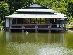 清澄庭園、相撲部屋、芭蕉庵跡。そして「桜なべみの家」 前編