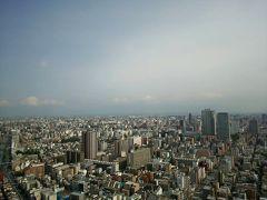 2015東京スカイツリー 最上階のスカイビューであわびコースを堪能