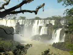 還暦夫婦の南米1か月 最後の見どころ イグアスの滝