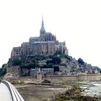 フランス8日間 5日目① モンサンミシェル