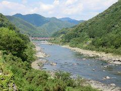 母と同行二人‥平成二十七年度.四国遍路の旅・その六.四万十の風景に癒されて‥松場川温泉。
