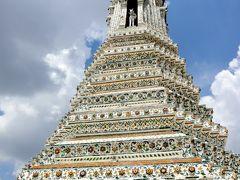 おまけのバンコク28時間滞在記  ベタな観光地しか見てないけど…でもすっごい良かった~