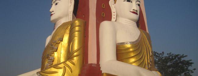 2015 バゴーでお寺巡り(というか大仏巡り...