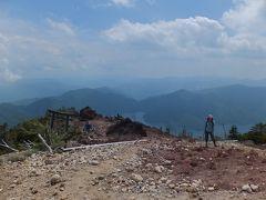 人生2度目の登山は百名山 ~男体山(2486m)~