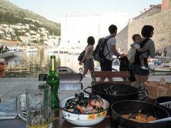 南イタリアとドブロブニク(9) 初めてのドブロブニク・・・世界遺産の街、旧市街とスルジ山へ・・・