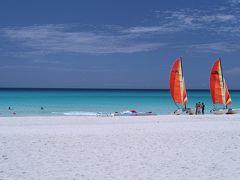 カリブの宝石、奇跡のビーチ~バラデロ~