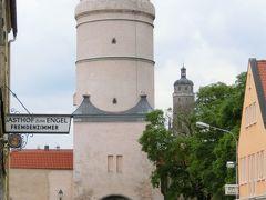 ドイツロマンチック街道を縦断する11:ネルトリンゲン。