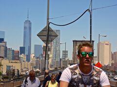 NY ブルックリン街歩き  ~ ブルックリン橋、ダンボ、ウイリアムズバーグ